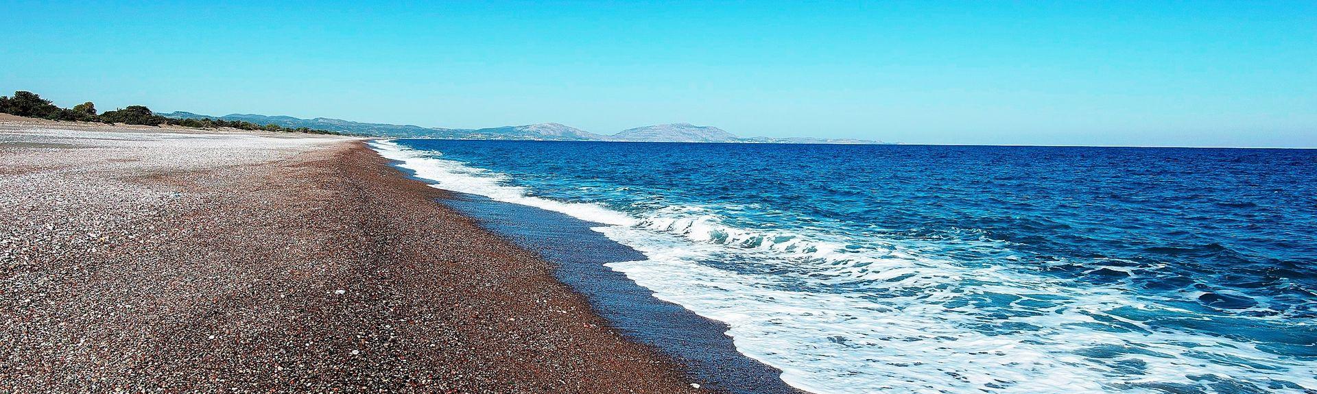Lardos, Greece