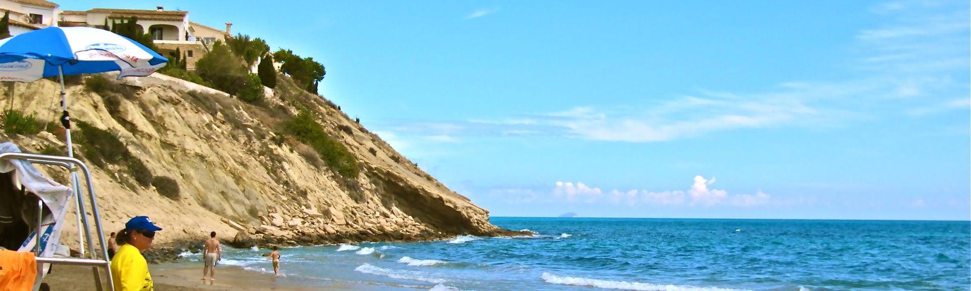 Playa de San Juan, Alacant, Walencja, Hiszpania