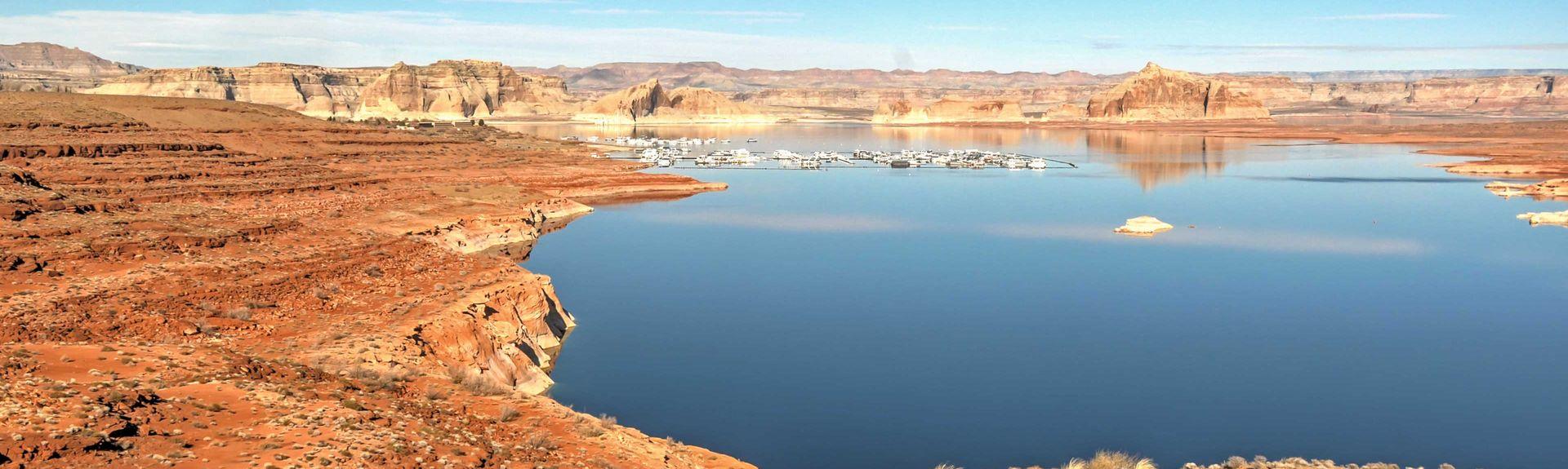 Lower Antelope Canyon, Page, AZ, USA