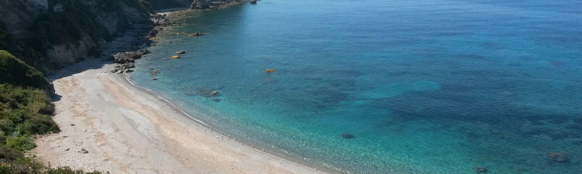 Milazzo, Sicilië, Italië