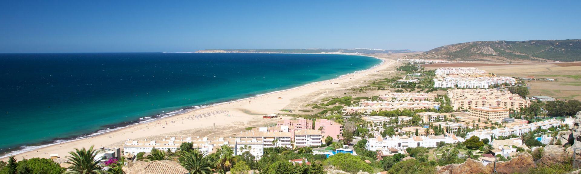 Zahara de los Atunes, Andalucía, España