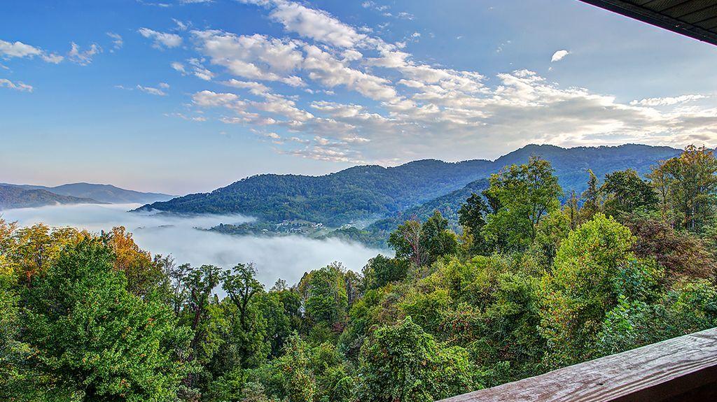 Blue Ridge Mountains, NC, USA