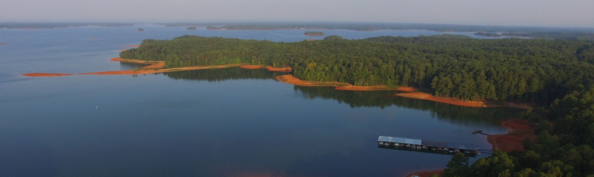 Reed Creek, Hartwell, Geórgia, Estados Unidos