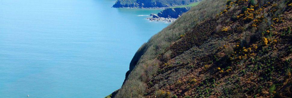 Blue Anchor, Περιφέρεια Δυτικού Σόμερσετ, Αγγλία, Ηνωμένο Βασίλειο