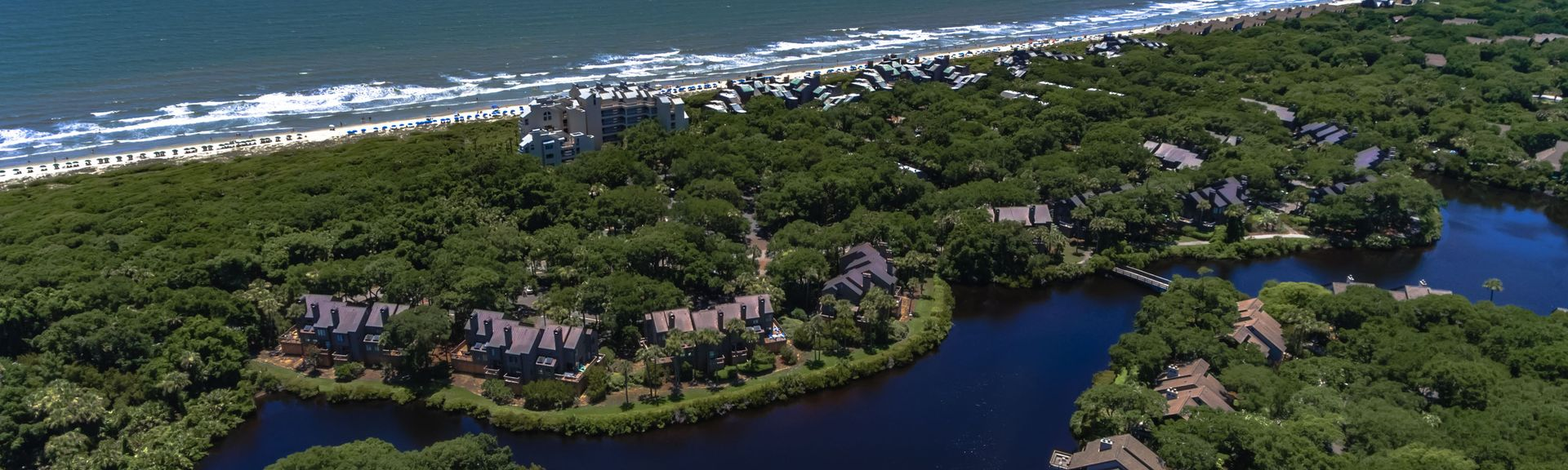 Parkside Villas (Kiawah Island, Carolina do Sul, Estados Unidos)