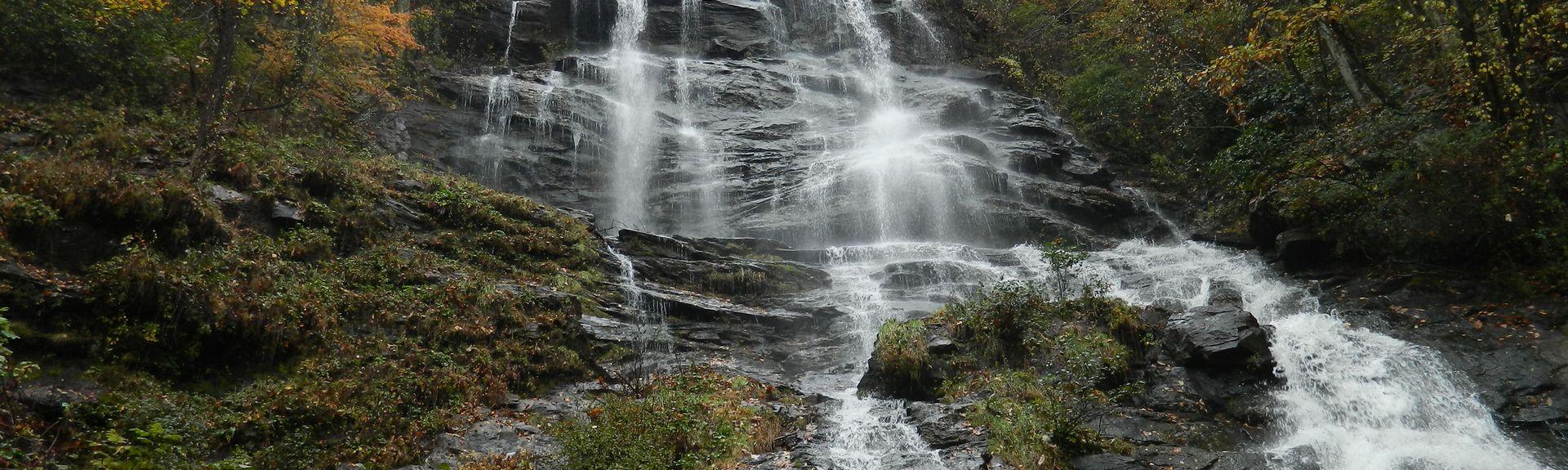 Sassafras Mountain, Dahlonega, Suches, Georgia, United States of America