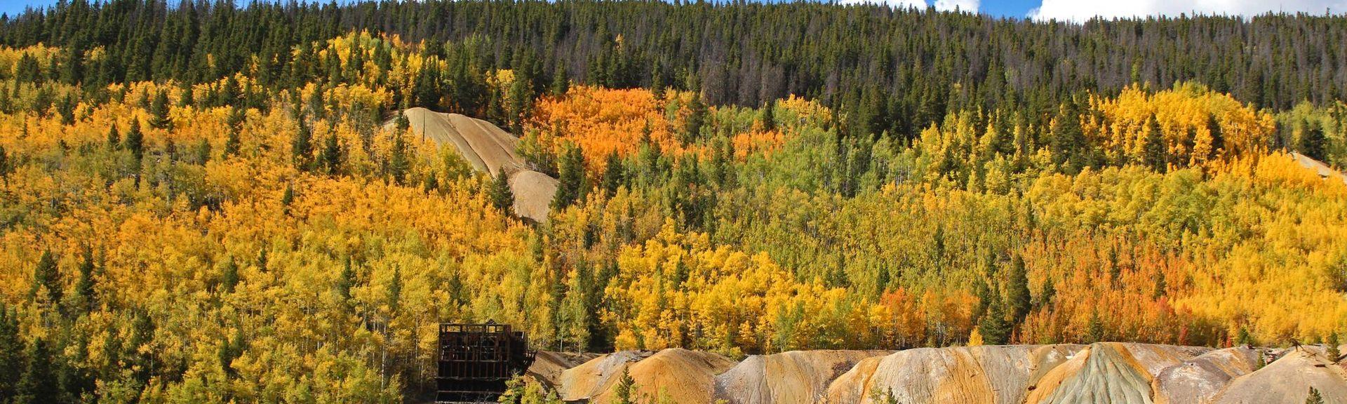 Boulder Ridge, Breckenridge, Colorado, Estados Unidos