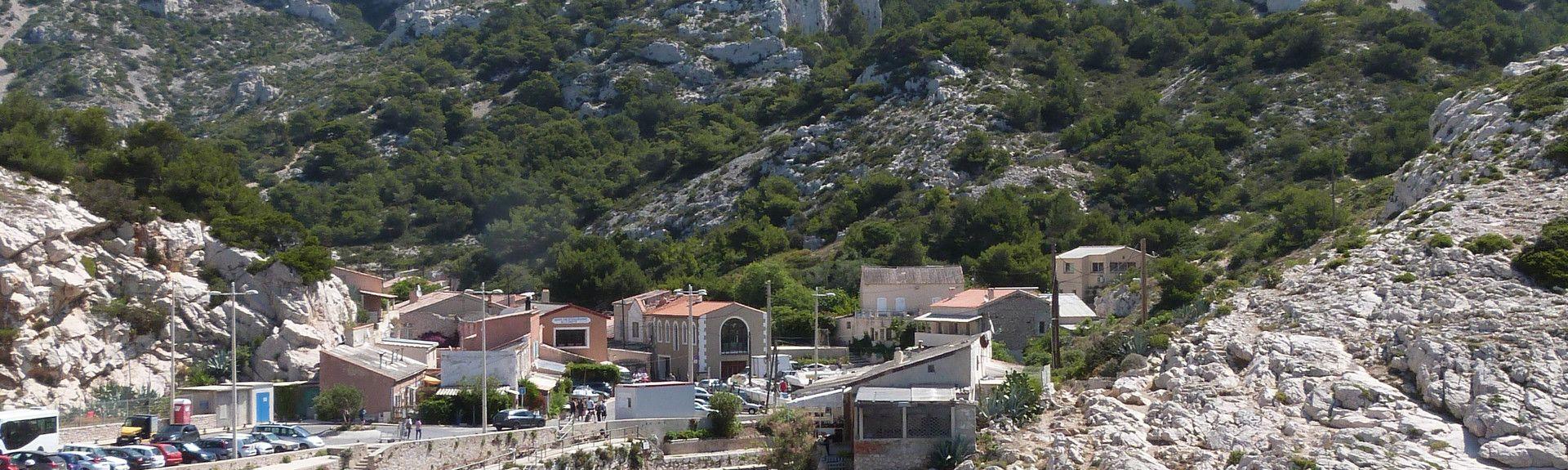 Sormiou, Marseille, Provence-Alpes-Côte d'Azur, Ranska