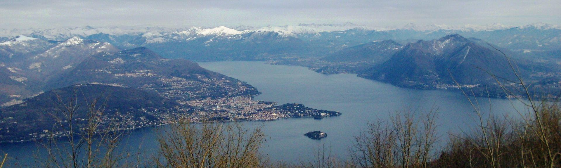 Carmine, Cannobio, Piémont, Italie