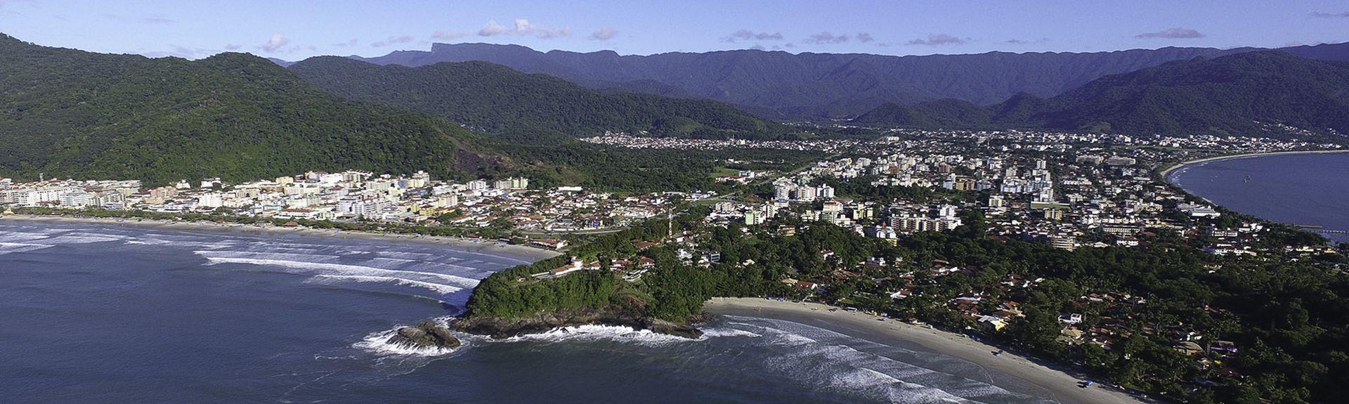 Praia Grande, Ubatuba, São Paulo (estado), Região Sudeste, Brasil
