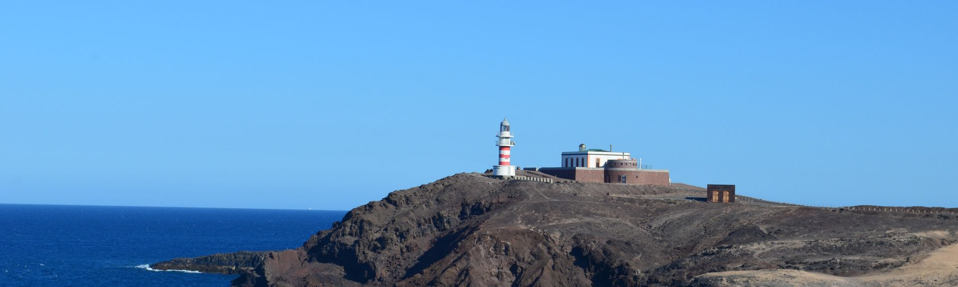 Tarajalillo, San Bartolome de Tirajana, Kanarieöarna, Spanien