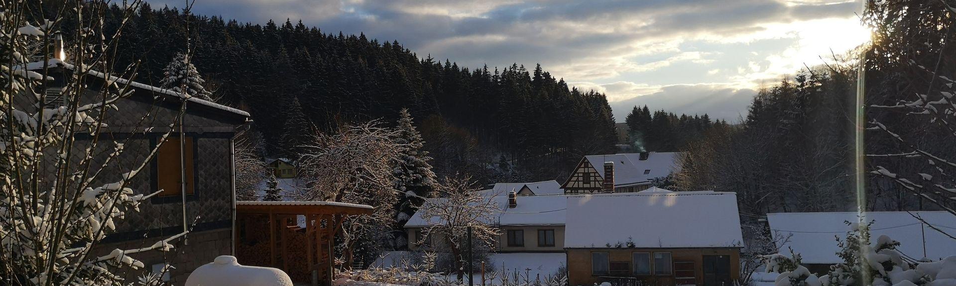 Ruhla, Thüringen, Duitsland