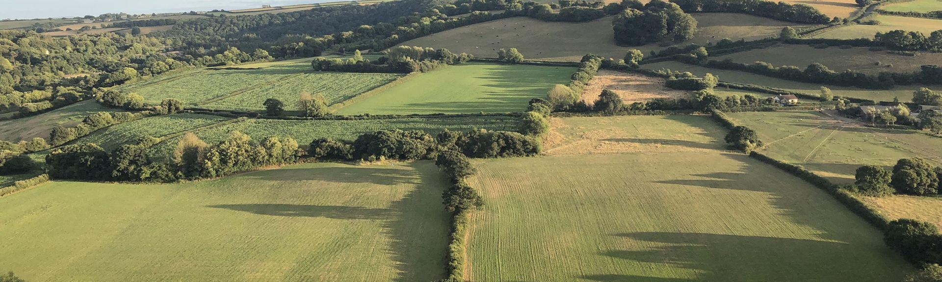 Abbotsham, Bideford, England, Großbritannien