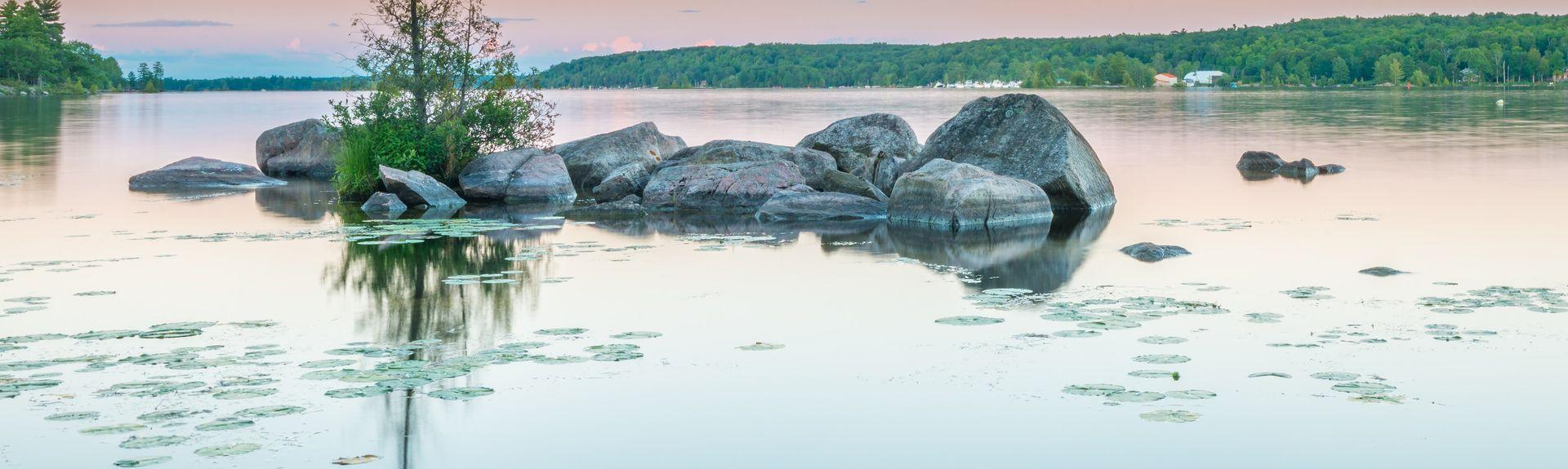 Buckhorn Lake, Ontario, Canada