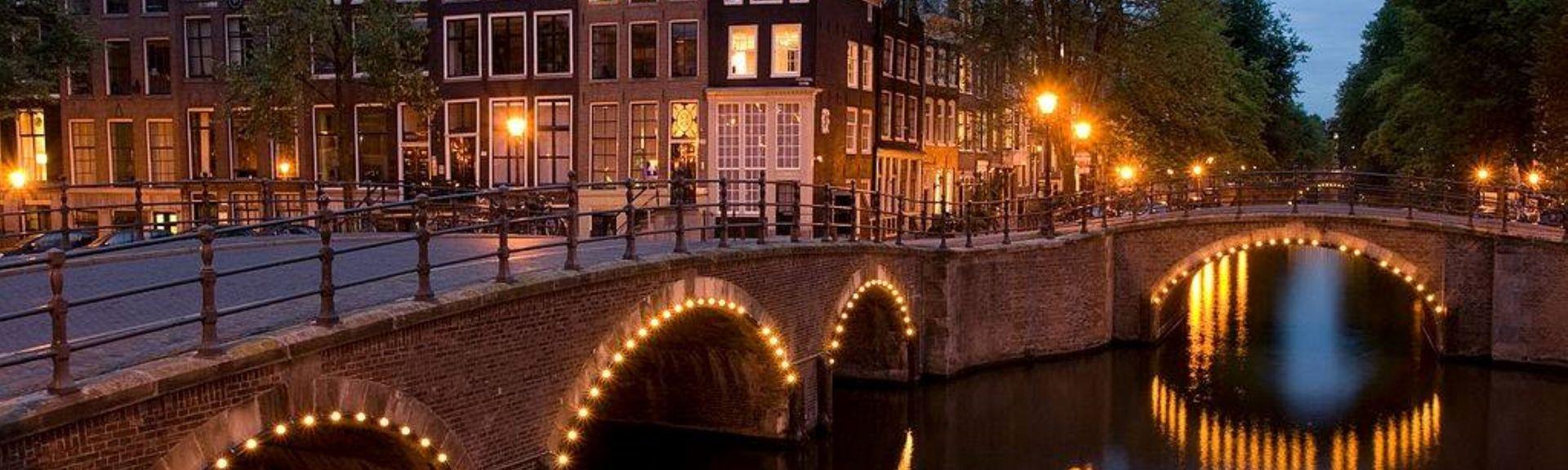 Gare d'Amsterdam Sloterdijk, Amsterdam, Hollande-Septentrionale, Pays-Bas
