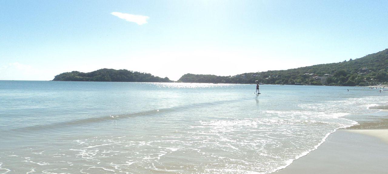 Canto Grande, Bombinhas, Santa Catarina, Brazil