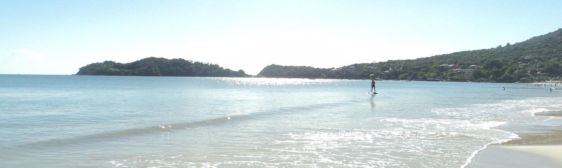 Canto Grande, Bombinhas, Santa Catarina, Brasilien