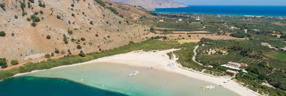 Nea Kidonia, Chania, Crete, Greece
