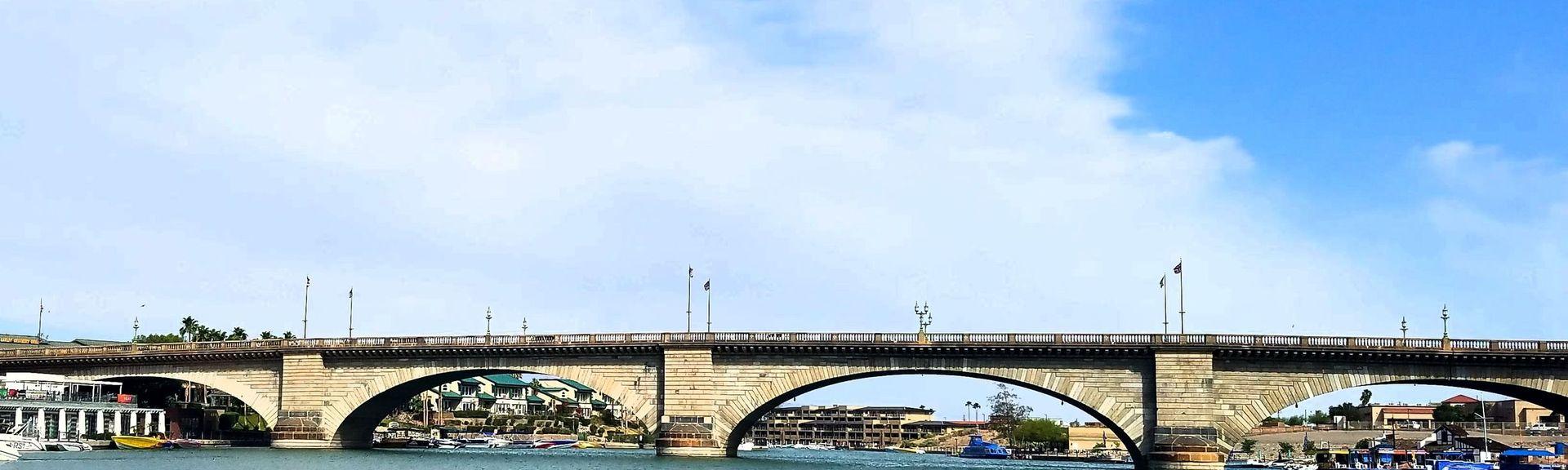 London Bridge, Lake Havasu City, AZ, USA