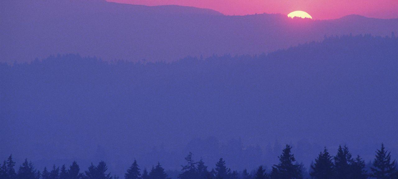 Vallée de la Willamette, Oregon, États-Unis d'Amérique