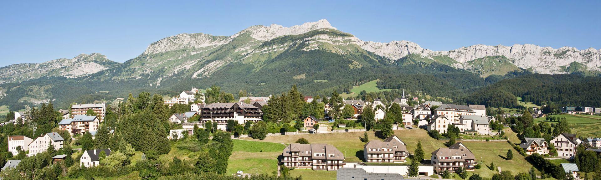 Villard-de-Lans, Auvergne-Rhône-Alpes, França