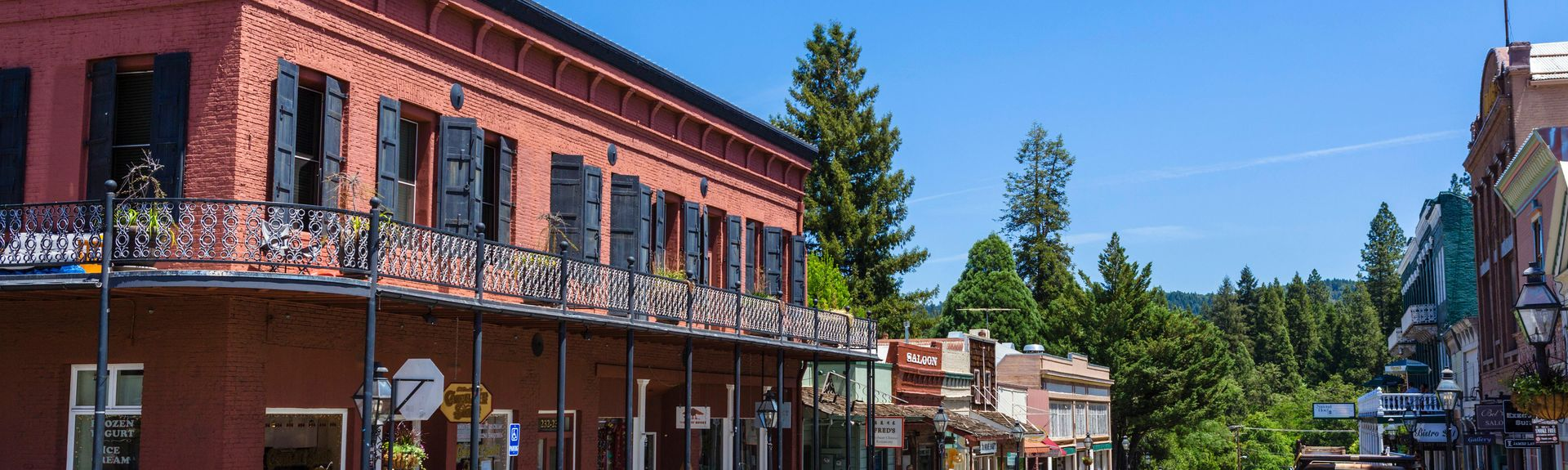 Nevada City, CA, USA