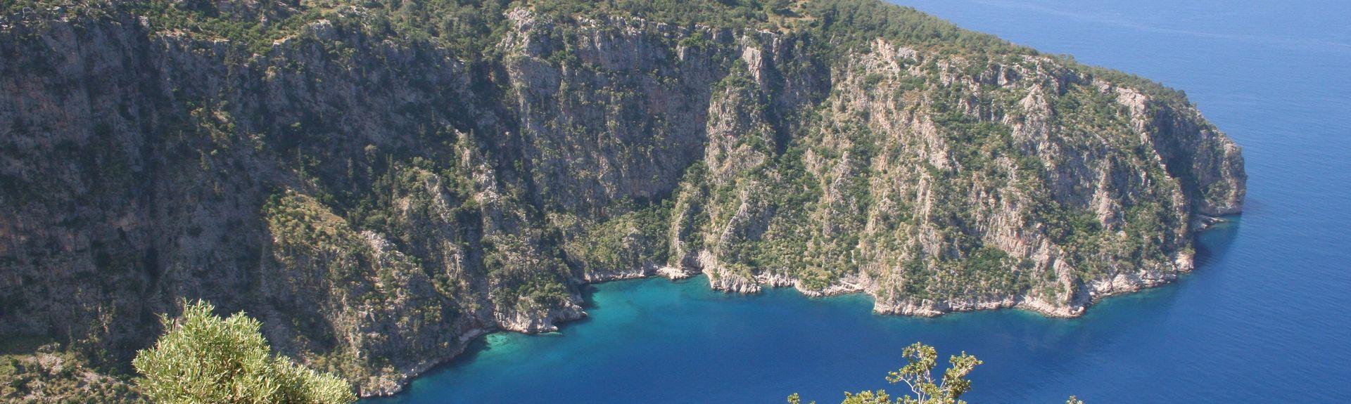 Oludeniz, Fethiye, Provincia di Mugla, Turchia