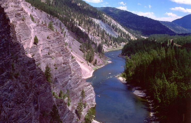 Alberton, Montana, Vereinigte Staaten
