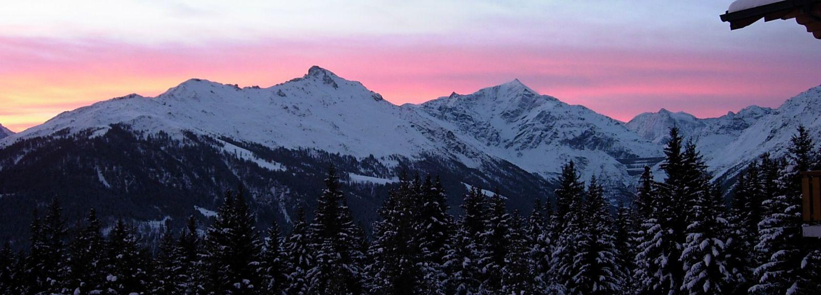 Montana, Valais, Schweiz