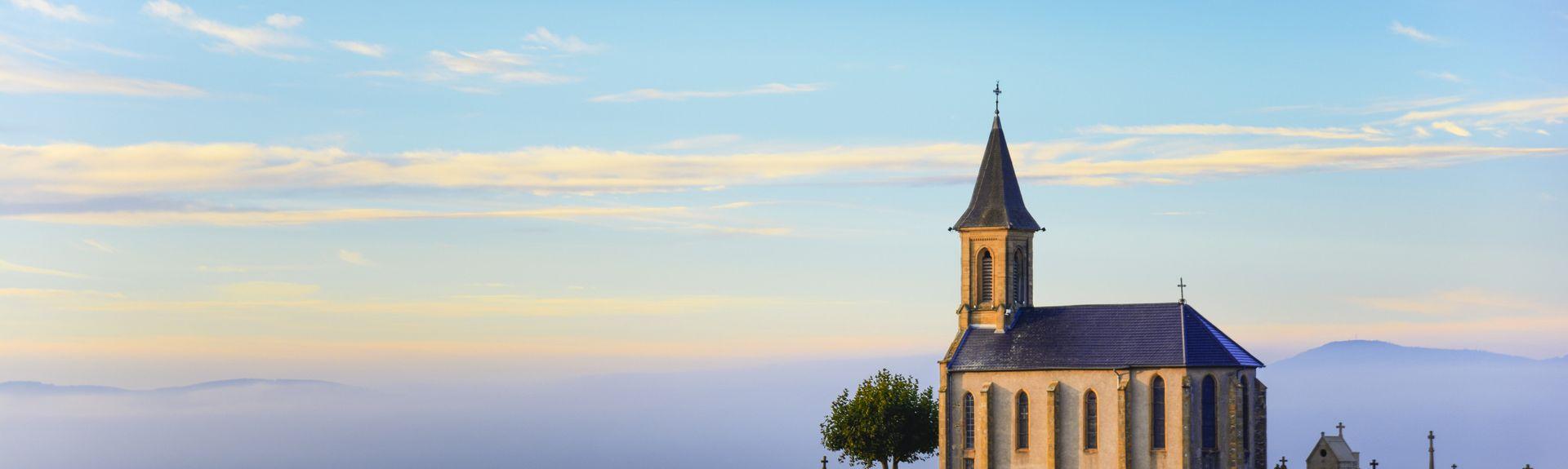 Bourgondië, Bourgogne-Franche-Comté, Frankrijk
