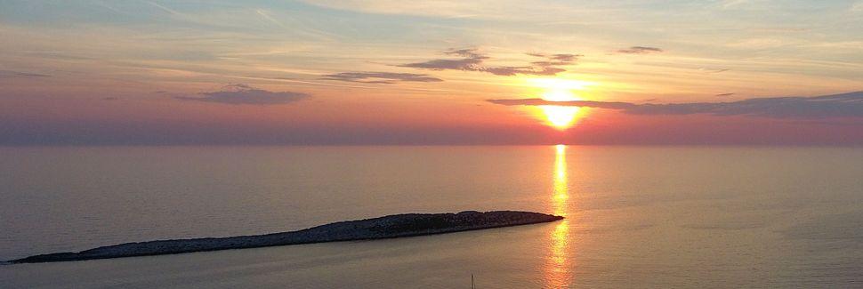 Isola di Lussino, Regione litoraneo-montana, Croazia