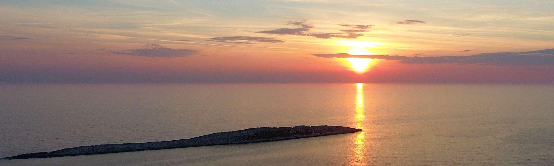 Insel Lošinj, Primorje-Gorski Kotar, Kroatien
