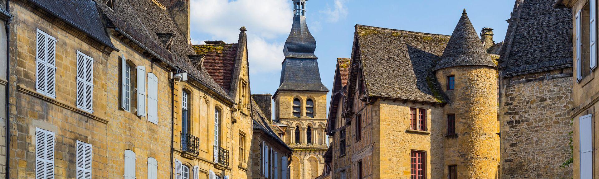 Sarlat-la-Canéda, Dordogne, Frankrike