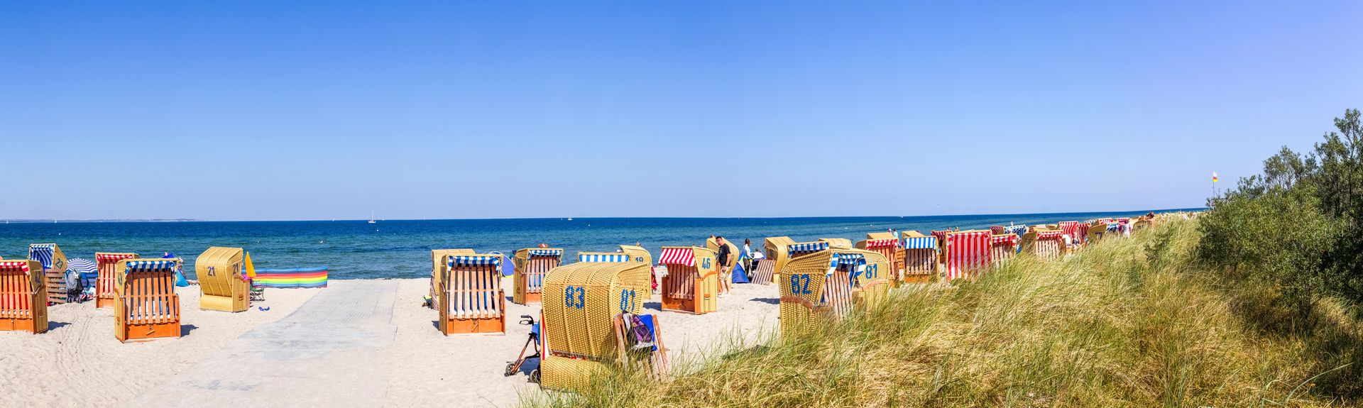 Insel Poel, Mecklenburg-West Pomerania, Germany