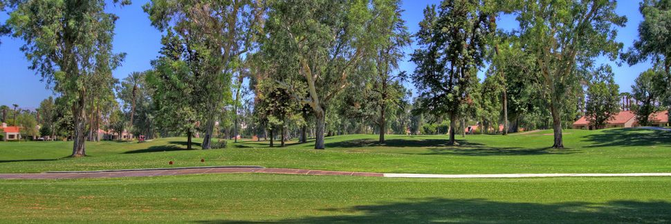 Desert Dunes Golf Club, Palm Springs, California, Stati Uniti d'America