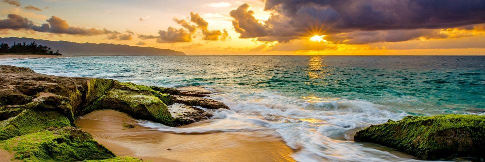 Hawaiian Beaches, Pahoa, Havaí, Estados Unidos