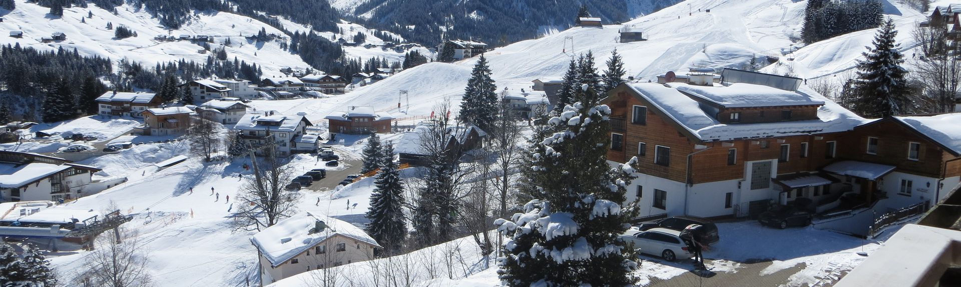 Schnepfau, Vorarlberg, Österreich