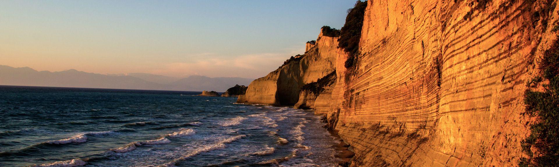Pagoi, Greece