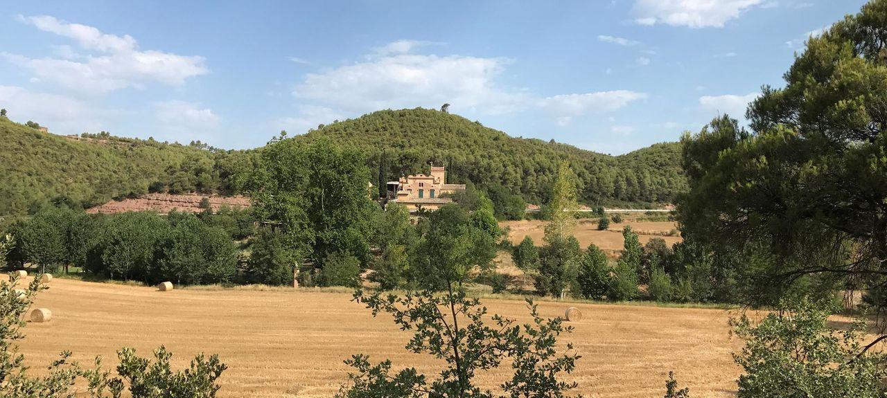 Castellnou de Bages, Catalonië, Spanje