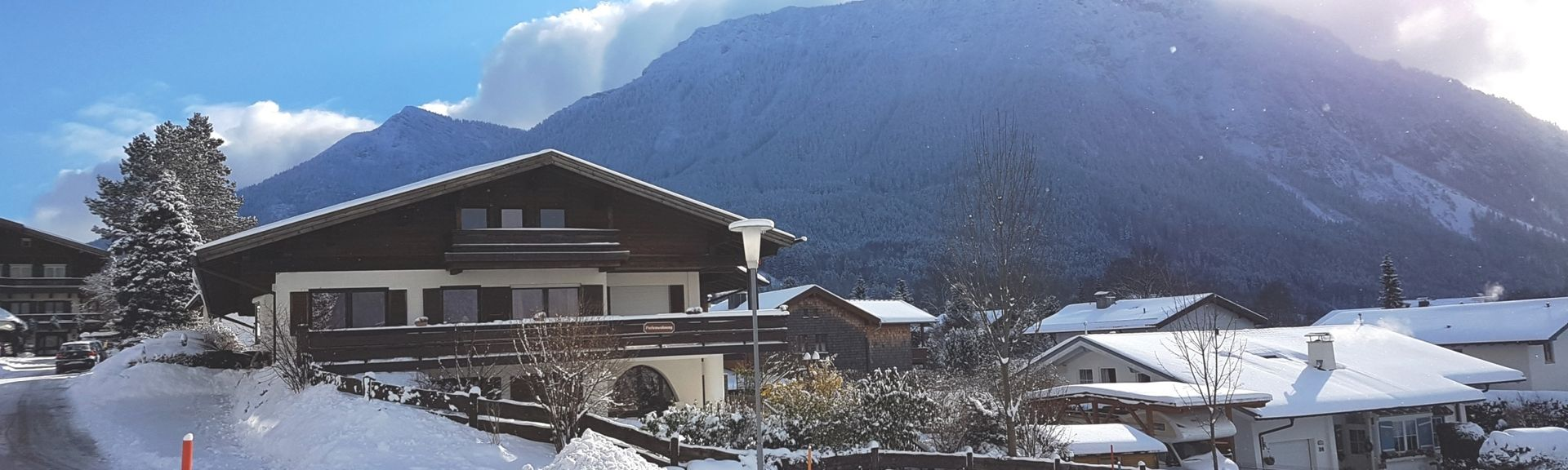 Infang, Ruhpolding, Germany
