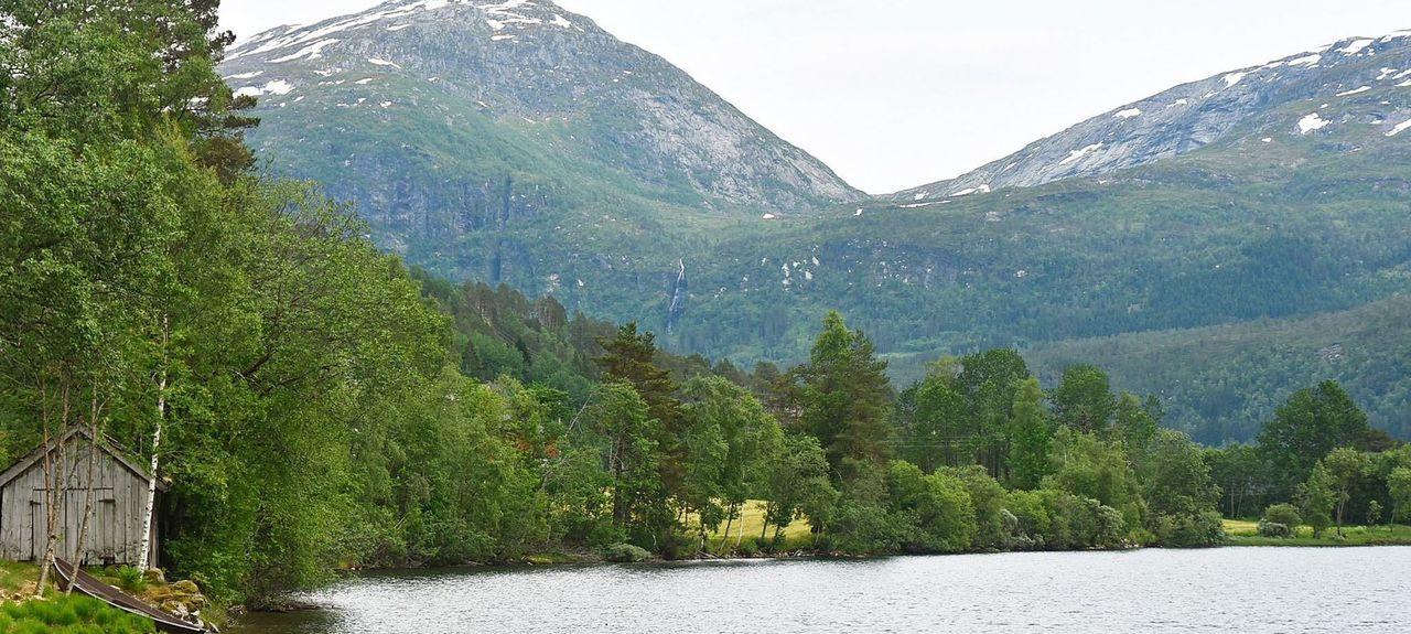 Gaular, Sogn og Fjordane (Provinz), Norwegen