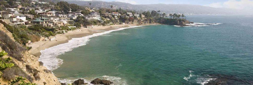 Woods Cove, Laguna Beach, Kalifornia, Yhdysvallat