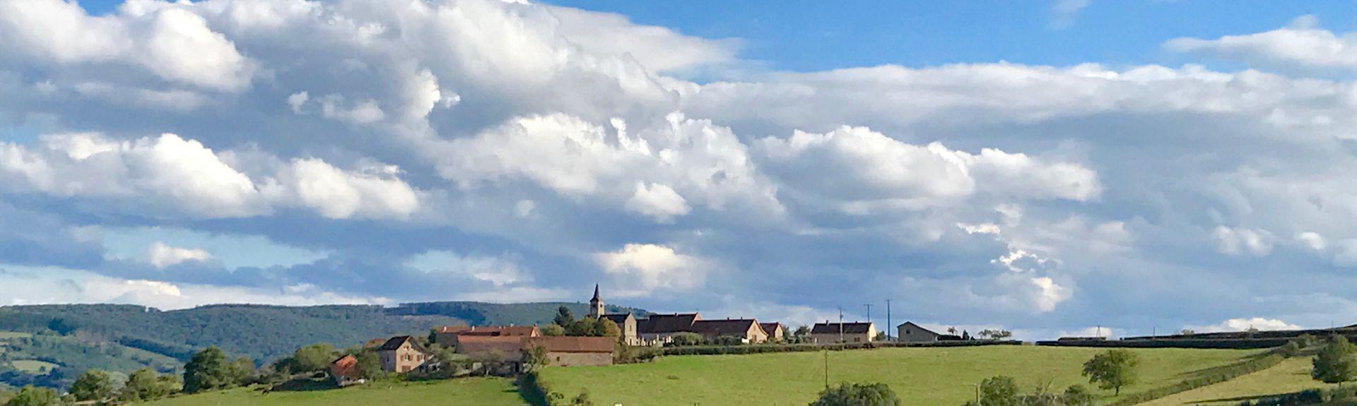 Le Rousset, France