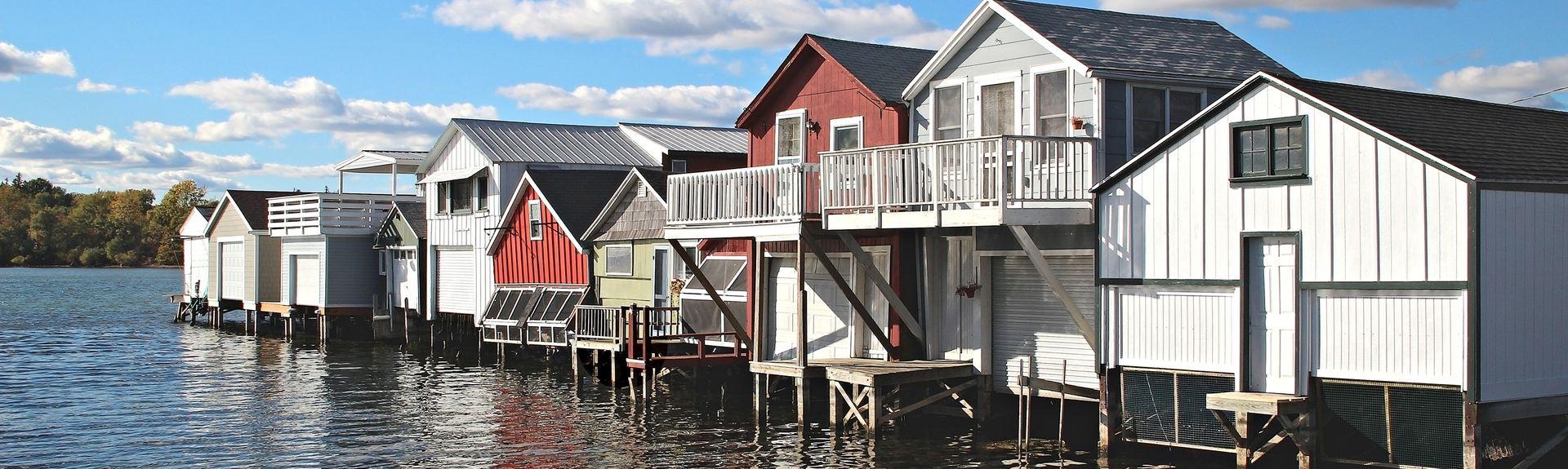 Canandaigua Lake, New York, United States