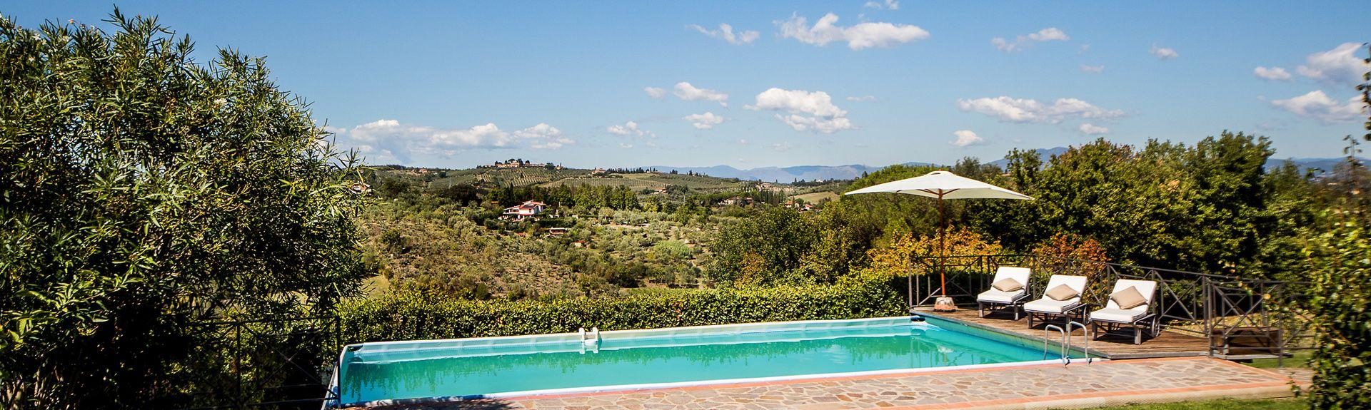 Reggello, Toscana, Italia