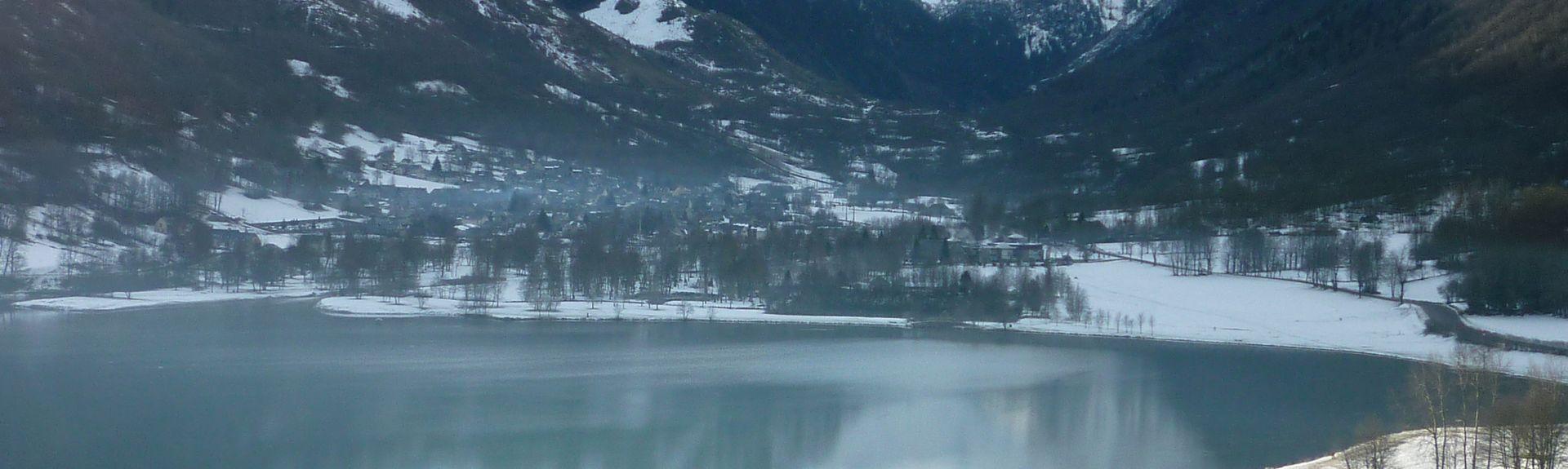 Cadeilhan-Trachere, Hautes-Pyrenees, Frankrike