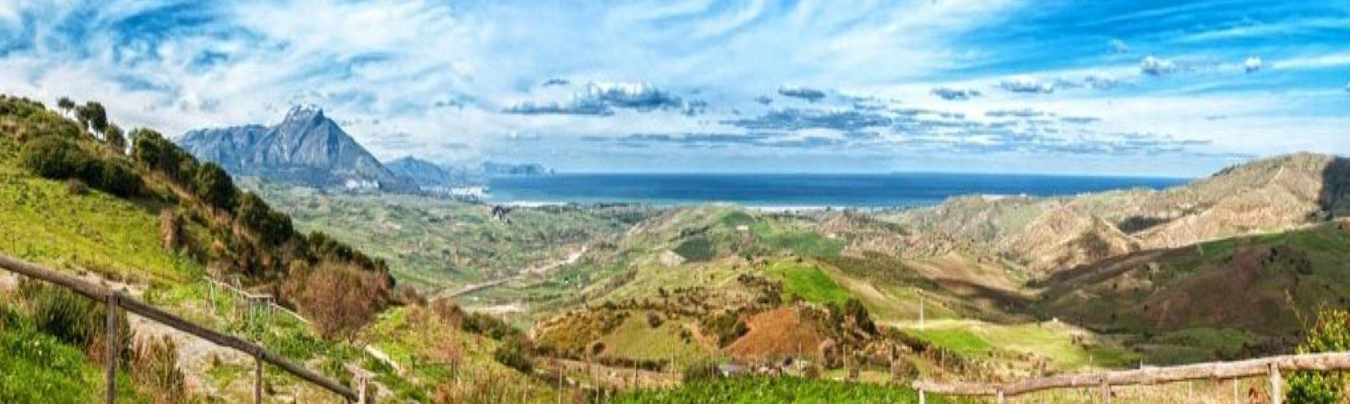 Caltavuturo, Palermo, Sicily, Italy