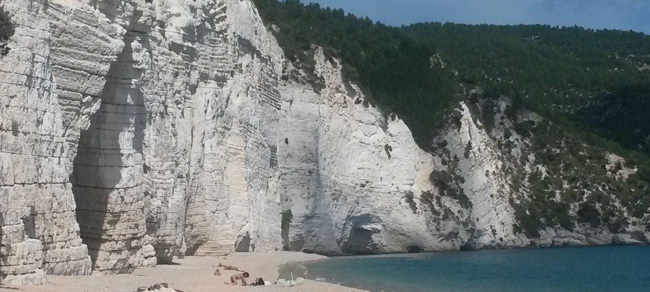 Parco Nazionale del Gargano, Puglia, Italia