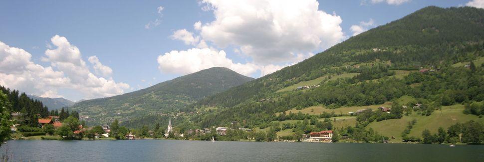 Landskron, Villach, Karinthië, Oostenrijk