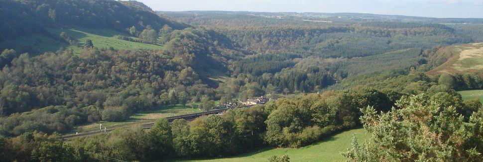 Hovingham, North Yorkshire, UK